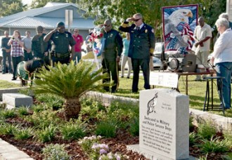 9/11 Ceremony Marks 15 Years
