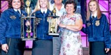 Catherine Bowman named State Star Farmer